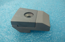 Clamping helical wear parts
