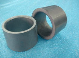 Material outlet- Cone-shaped material outlet