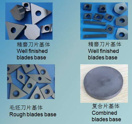 Non-standard Carbide and Rought Rods